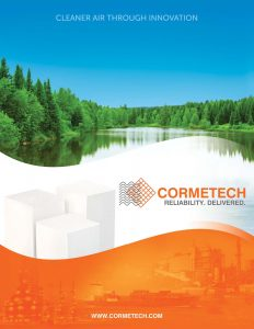 CORMETECH SCR Catalyst Provider Overview