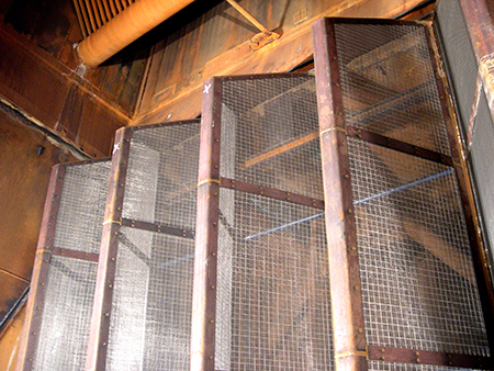 Large Particle Ash Screens