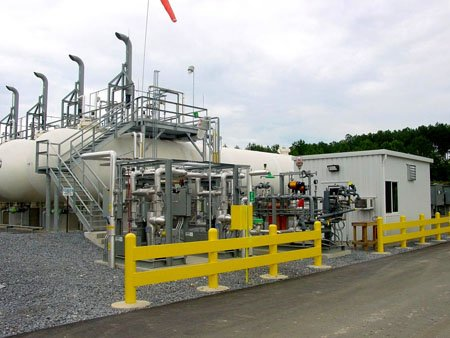 Ammonia Systems for SCRs